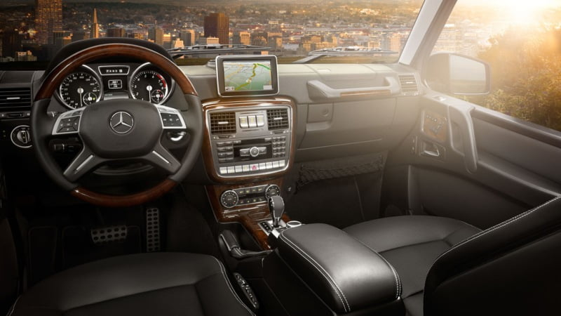 Mercedes-Benz-G-class-interior