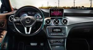 Mercedes CLA Compact