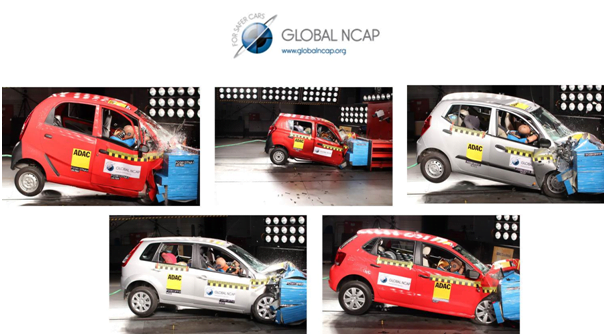 Crash Test Passed Cars In India