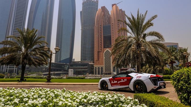 Lyken-Hypersport-Abu-Dhabi-police