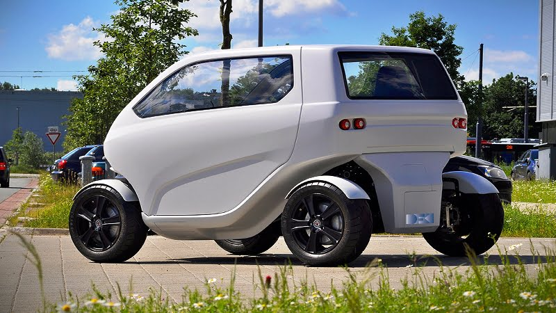 EO Smart Connecting Car