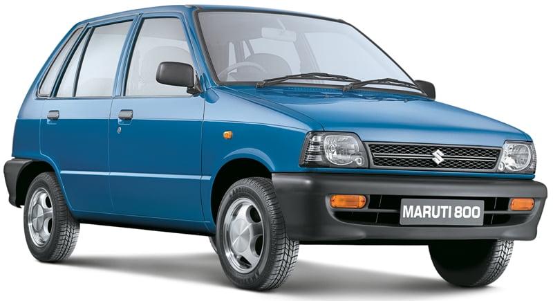 Maruti-Suzuki-800-Front-View